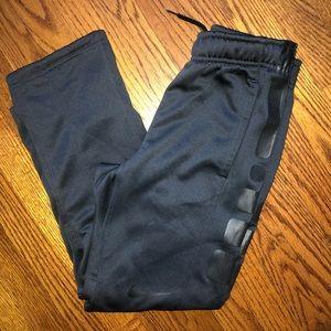 Nike Elite sweatpants...Size S...dark gray